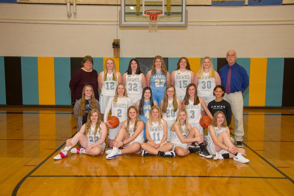 CJI Lady Hawks Finish Successful 2020-2021 Season